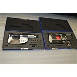"Electronic Thread Micrometer .00005"" - 1"" and Electronic Thread Micrometer .00005"" - 1""- 2"""