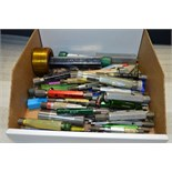 Box of Various Internal Thread Plug Gages