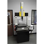 1999 Brown & Sharpe CMM Gage 2000, SN 0199-1555 with Renishaw TP-ES Touch Probe, Last Calibrated 3-