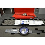 "Jetco 0-50"".LB Dial Torque Wrench and CDI Model 2502LDIN Dial Torque Wrench 0-250""LB"
