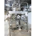 JDA Progress Industries pre-made pouch/bag vertical packaging system, including: (1) JDA Redeepac