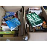 Two Boxes of Reference Books