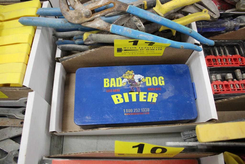BAD DOG BITER SHEET MATERIAL HOLE CUTTER