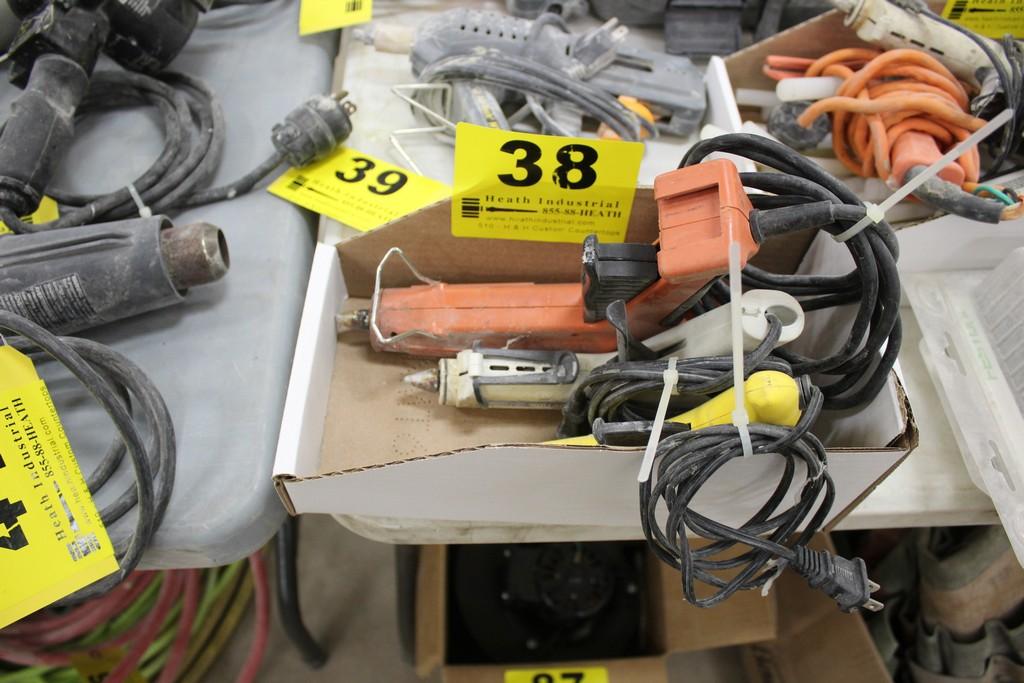 (3) HOT GLUE GUN APPLICATORS - Image 2 of 2