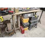 LARGE QTY OF TOOL BOXES