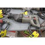 PORTER CABLE MODEL 741 TIGER SAW ELECTRIC RECIPROCATING SAW