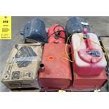 (7) Misc. Fuel Tanks Including (2) No. 2-D Diesel Fuel Tanks (CPN-5617287)