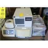 Sypris Lab Recorder, SimpliMet 3 Mounting Press, Reliance Spindle Drive, APW Genesis Enclosure AC
