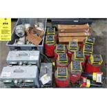 Misc. Temperature Controls; Furnace Valve; Rackmount Drawer Slides; Zeks ZTF Compressed Air Filters
