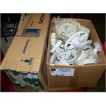 2 BOX LOT NORTHWESTERN PARTS AND LIGHT BULBS