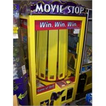 MOVIE STOP PRIZE REDEMPTION GAME BAYTEK