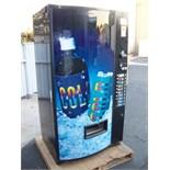 VENDO 720 SODA WATER BOTTLE VENDING MACHINE