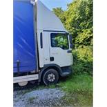 MAN 8.150 7.5 Tonne Curtain Sided Lorry with Day Cab and 1 Tonne Tail Lift. (This vehicle is an