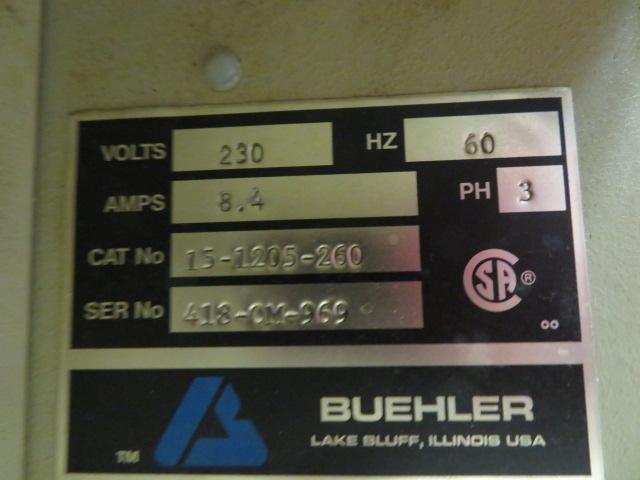BUEHLER SUPERMET CAT.NO. 15-1205-260 - Image 2 of 2