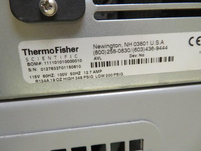 THERMO SCIENTIFIC THERMO FLEX T1400 RECIRCULATING CHILLER - Image 2 of 2