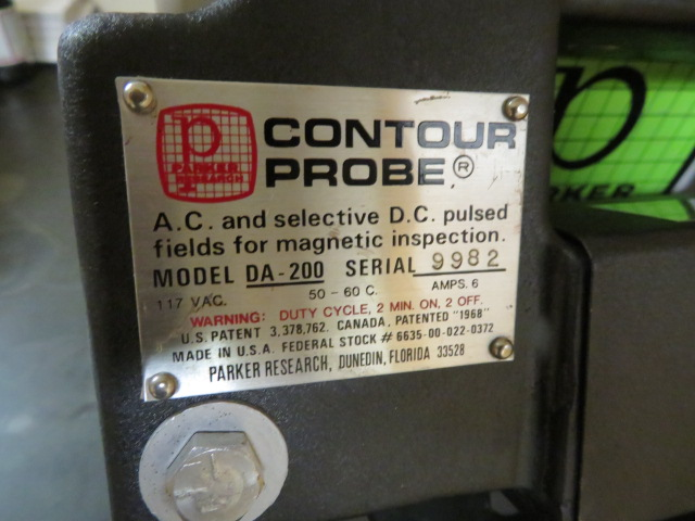 PARKER RESEARCH DA-200 CONTOUR PROBE - Image 2 of 3