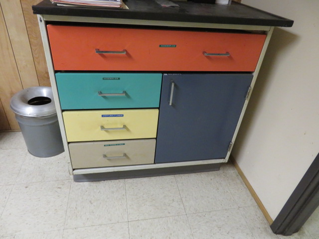 (3) FREE- STANDING LAB COUNTER SECTIONS - Image 3 of 3