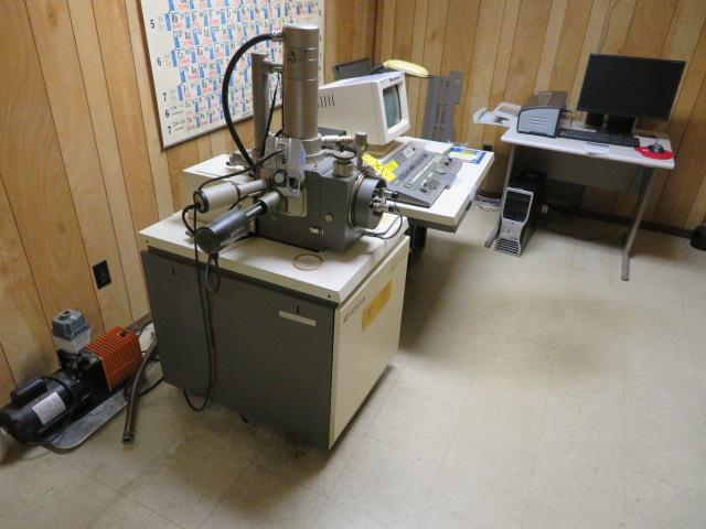 TOPCON ABT-60 SCANNING ELECTRON MICROSCOPE, CONTROLLER, PC