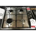 Ex Display Flavel FLH62NXP 60cm Sealed Plate Hob – Stainless Steel - RRP£129