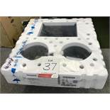 New Hotpoint HR607BH 58cm Ceramic Hob - Black - RRP£189