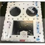 New Hotpoint HR 612 C H Electric Ceramic Hob - Black - RRP£189