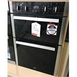 Ex Display CDA DK951SS Electric Built In Double Oven - Stainless Steel - RRP£639
