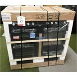 New Beko KDVC100K 100cm Electric Range Cooker with Ceramic Hob - Black - RRP£599
