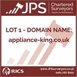 Domain Name - appliance-king.co.uk