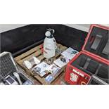 Leica AT901-MR Laser Tracker with AT MEteoStation, AT Controller 900, T-Cam 800, T-Probe II, etc
