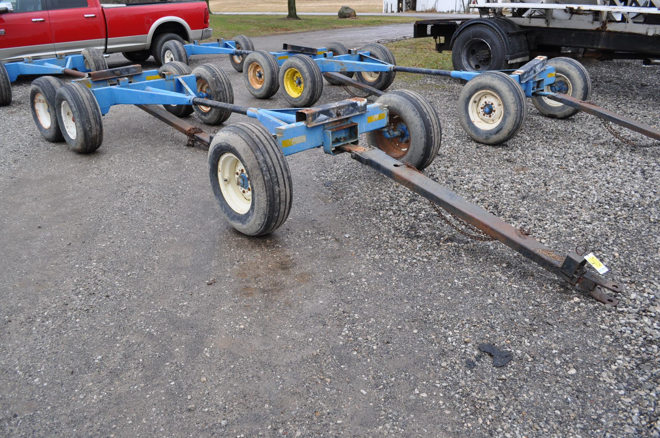 NH3 wagon gear - Image 2 of 8