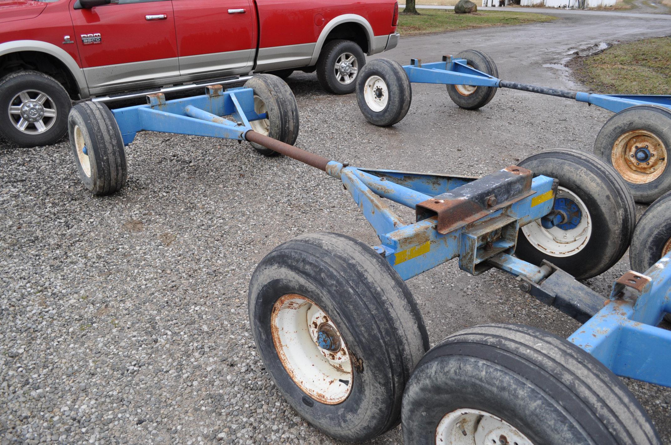 NH3 wagon gear
