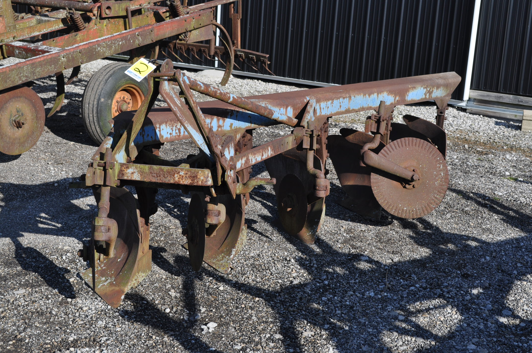5 btm moldboard plow, 3pt