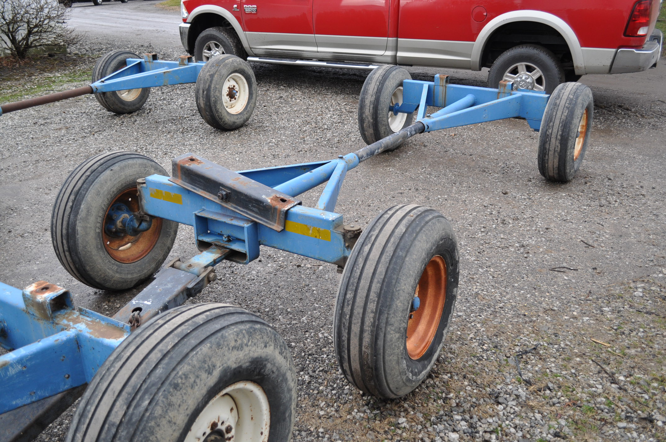 NH3 wagon gear - Image 2 of 8