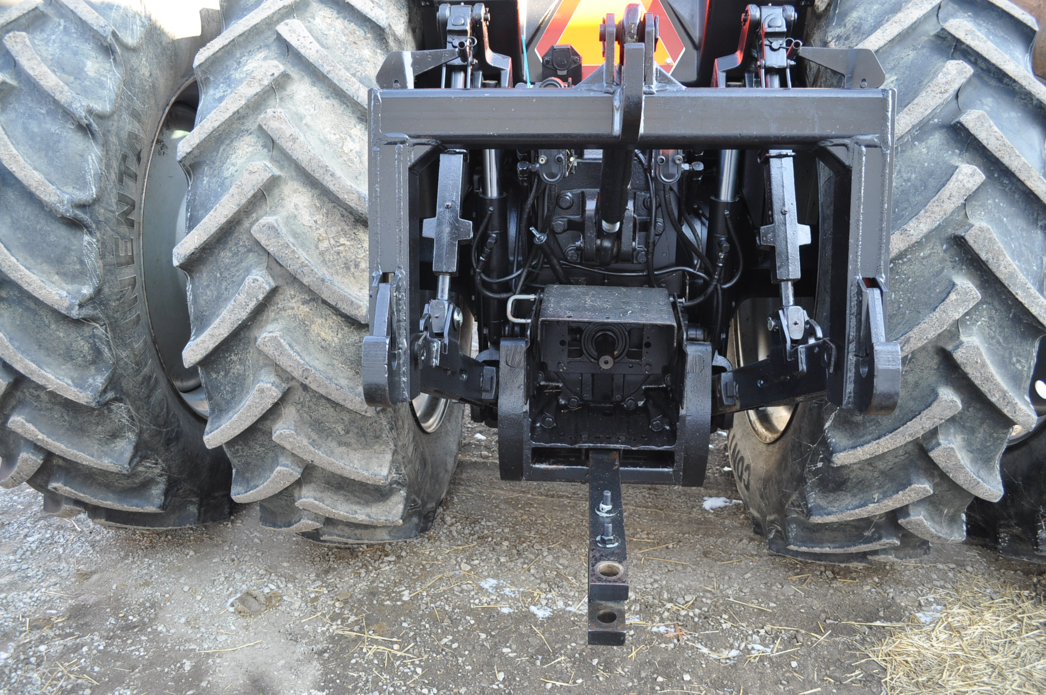 Case IH 7240 MFWD tractor, 460/85R46 rear duals, 420/85R30 front, 18 spd powershift, 4 reverse, - Image 10 of 20