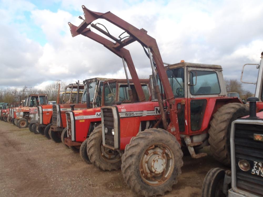 4 Door Tractor : Massey ferguson mk wd multi power door tractor