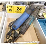 LOT/ ELECTRIC ANGLE DRILL AND GRINDER