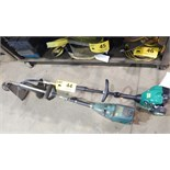 LOT/ GAS POWERED WEED TRIMMERS