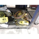 LOT/ ELECTRICAL EXTENSION CORDS