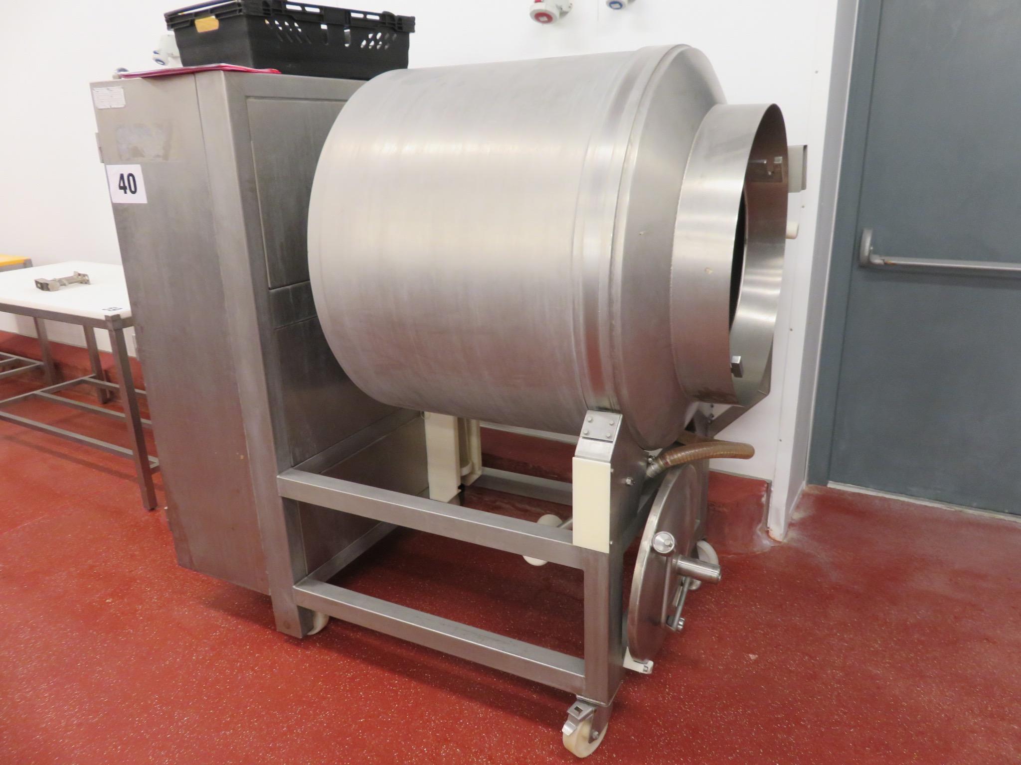 Lot 40 - 1 x Gunther Tumbler. Model GPB. Lift Out £70 - 250 kilos