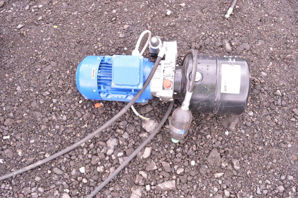 Electric motor hydraulic pump for Electric motor hydraulic pump