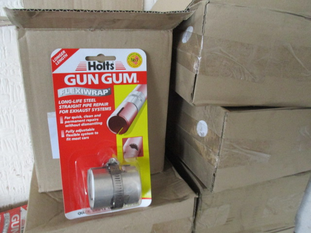 holts gun gum flexi wrap 6pcs in carton 5 cartons in lot 30 pcs. Black Bedroom Furniture Sets. Home Design Ideas