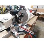 "BOSCH GCM12SD, 12"" DUAL BEVEL HINGE SLIDE MITER SAW, 15A, W/ 174"" MITER SAW TABLE"