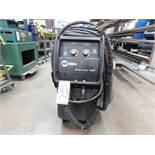 MILLER MILLERMATIC 350P ALUMINUM ALL-IN-ONE MIG WELDER, STOCK NO. 907379, S/N MC441249N