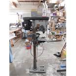 """RIDGID 15"""" DRILL PRESS, MODEL DP15501, S/N AM073574525"""