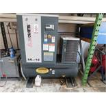2014 FS CURTIS 10 HP AIR COMPRESSOR, MODEL SEG-10, S/N SEG1001A140002