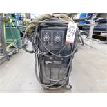 MILLER MILLERMATIC 250 CV/DC ARC WELDING POWER SOURCE/WIRE FEEDER, STOCK NO. 903291, S/N KF894033