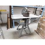 ROTEX 18 TURRET PUNCH PRESS, MODEL 18AKS-60, S/N 13055