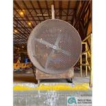 "48"" DIA. MFRS EQUIPMENT CO FAN"