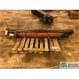 (LOT) (1) REBUILT LIFT CYLINDER & (1) REBUILT TILT CYLINDER FOR TAYLOR LIFT TRUCK