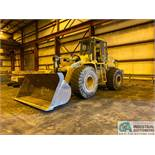 JOHN DEERE MODEL 644G LOADER; S/N DW644GB542375, 240 HOURS SHOWING, J.D. 6076ASW30 ENGINE; S/N